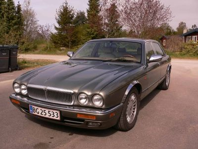 brugt Jaguar XJ12 Daimler Double Six