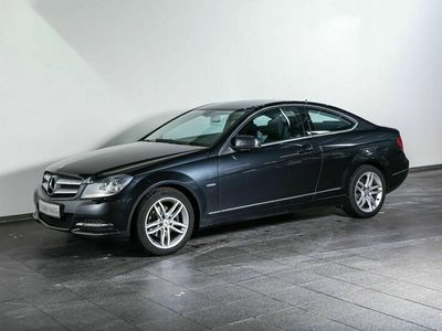 brugt Mercedes C220 2,2 CDi Coupé aut. BE