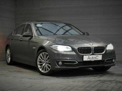brugt BMW 520 i 2,0 aut.