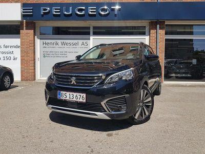 brugt Peugeot 5008 1,6 BlueHDi Allure Start/Stop 120HK 6g