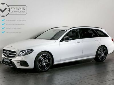 used Mercedes E350 3,0 AMG Line stc. aut.