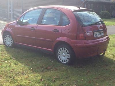 brugt Citroën C3 1.4 68 HK Prestige