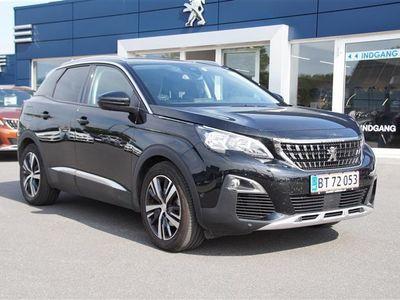 usado Peugeot 3008 2,0 BlueHDi Allure 150HK 6g
