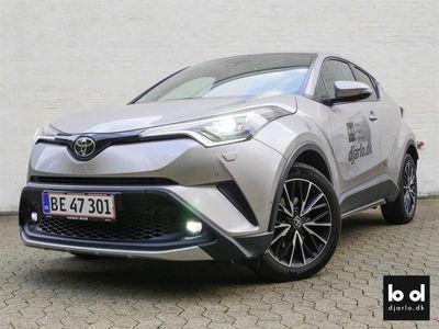 brugt Toyota C-HR 1,2 T C-ULT 116HK 5d