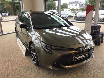 brugt Toyota Corolla Touring Sports 1,2 T3 Premiumpakke start/stop 116HK Stc 6g