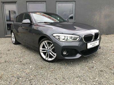 brugt BMW 120 d 2,0 M-Sport 5d