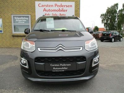brugt Citroën C3 Picasso 1,2 PureTech Seduction Complet 110HK