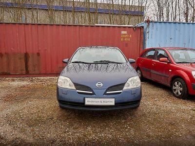 gebraucht Nissan Primera 1,8 Visia 116HK 5d