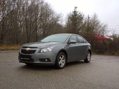 brugt Chevrolet Cruze 1,8 4D LS 141HK Sedan
