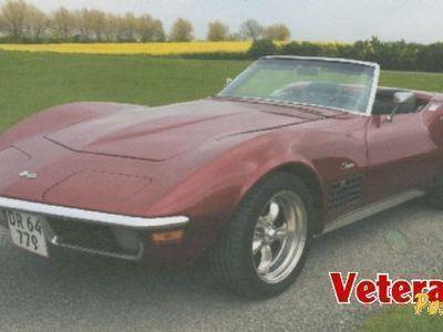 brugt Chevrolet Corvette Stingway