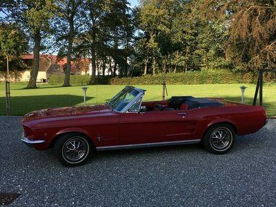 brugt Ford Mustang 4,7 V8 289 Cui Cab