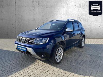 brugt Dacia Duster 1,5 Blue dCi Prestige 115HK 5d 6g - Personbil - Blå