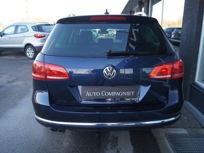 brugt VW Passat 2,0 TDi 177 Highl. Vari. DSG BMT