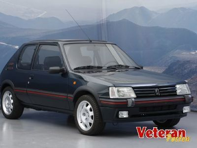 second-hand Peugeot 205 1,9 GTI
