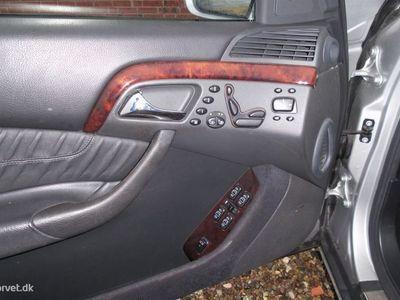 brugt Mercedes S400 Lang 4,0 CDI 250HK Aut.