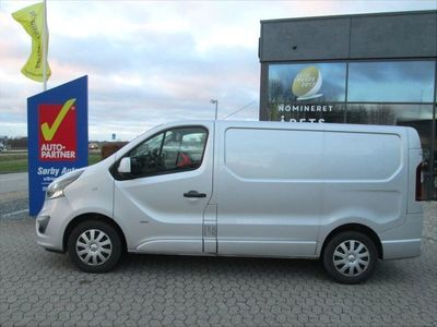 brugt Opel Vivaro CDTi 140 Sportive L1H1