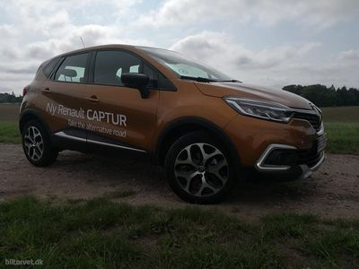 käytetty Renault Captur 1,5 Energy DCI Intens 90HK 5d