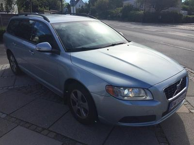 brugt Volvo V70 2,4 D5 Momentum Geartronic 185HK Stc 6g Aut.