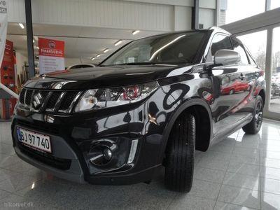 begagnad Suzuki Vitara 1,4 Boosterjet 140HK 5d 6g