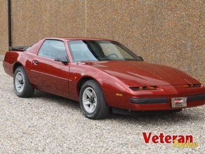 brugt Pontiac Firebird 1990