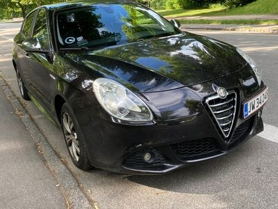 brugt Alfa Romeo Giulietta 2,0 JTDM