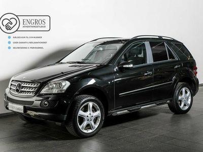 gebraucht Mercedes ML320 3,0 CDi aut. 4-M