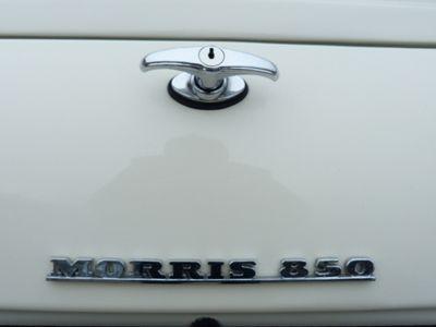 brugt Morris Mascot 0,9 34HK 3d