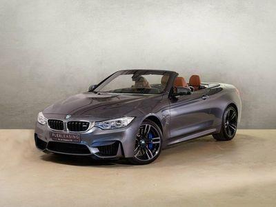 brugt BMW M4 3,0 Cabriolet aut.