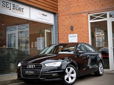 usado Audi A3 2,0 Limousine TDI Ambition 150HK 4d