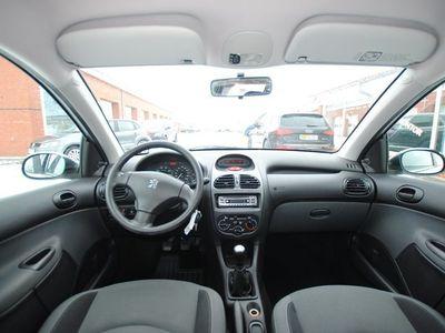 brugt Peugeot 206 1,4 Performance SW