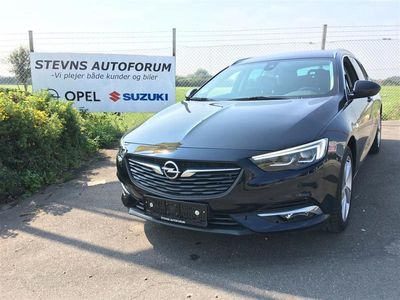 brugt Opel Insignia Sports Tourer 1,5 Turbo Dynamic Start/Stop 165HK Stc 6g