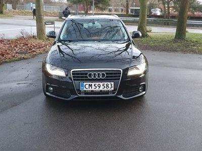 brugt Audi A4 2,0 TDI AVANT.
