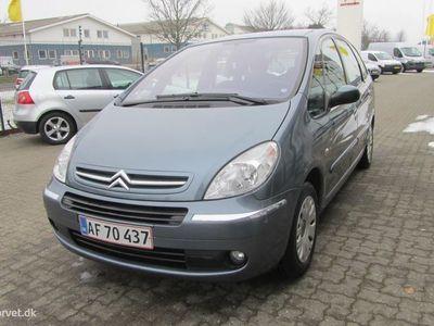 brugt Citroën Xsara Picasso 1,6 i 16V VTR 110HK
