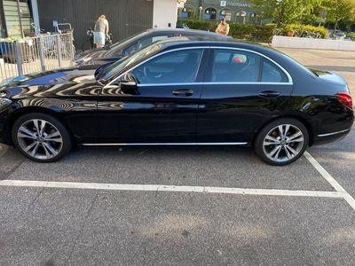 brugt Mercedes C180 AUT.
