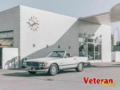 brugt Mercedes 560 SL