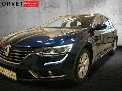 brugt Renault Talisman 1,6 dCi 130 Zen Sport Tourer