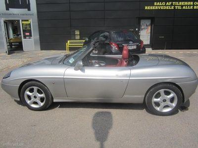 usado Fiat Barchetta 1,8 130HK Cabr.