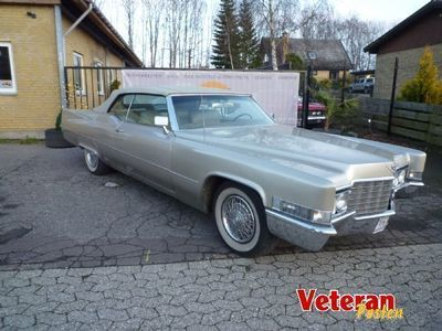 brugt Cadillac Deville Convertible