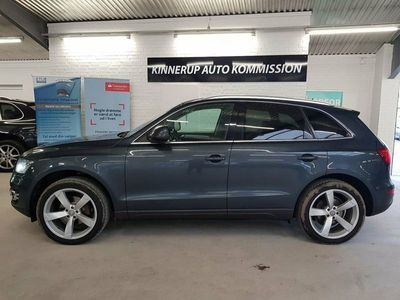 brugt Audi Q5 2,0 TDi 170 quattro
