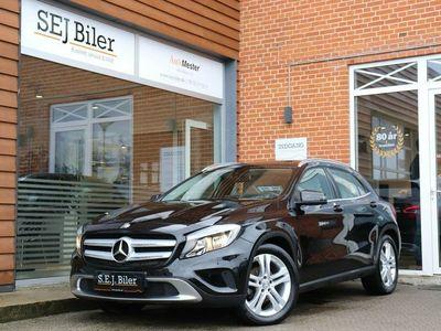 used Mercedes GLA200 d 2,1 136HK aut 5d