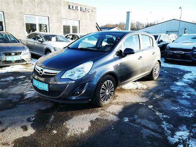 brugt Opel Corsa 1,2 Twinport Essentia 85HK 5d