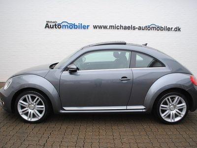 brugt VW Beetle The1,6 TDi 105 Design