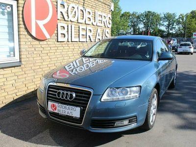 brugt Audi A6 2,0 TDi 136 Multitr.