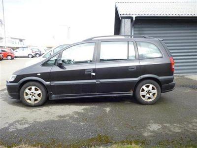 brugt Opel Zafira 2,2 Comfort 147HK