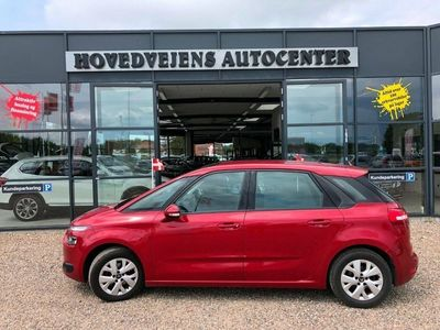 gebraucht Citroën C4 Picasso 1,6 e-HDi 115 Seduction ETG6