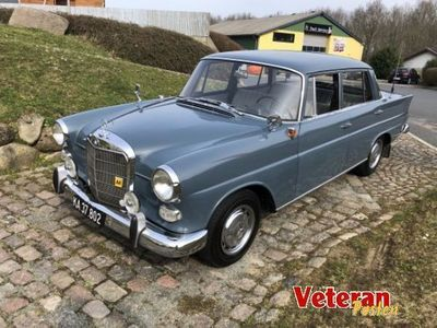 brugt Mercedes 190 C