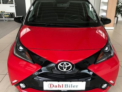 brugt Toyota Aygo 1,0 VVT-I X-Play 69HK 3d
