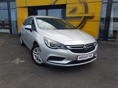 brugt Opel Astra AstraST ENJOY 16D 136 HK 1,6CDTi 136HK Sports Tourer