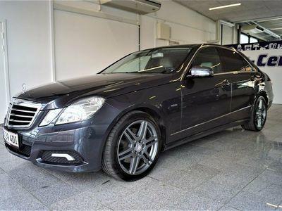brugt Mercedes E350 0 CDi Avantgarde aut. BE