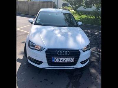 brugt Audi A3 Sportback TDI 150 HK 5-DØRS 2,0
